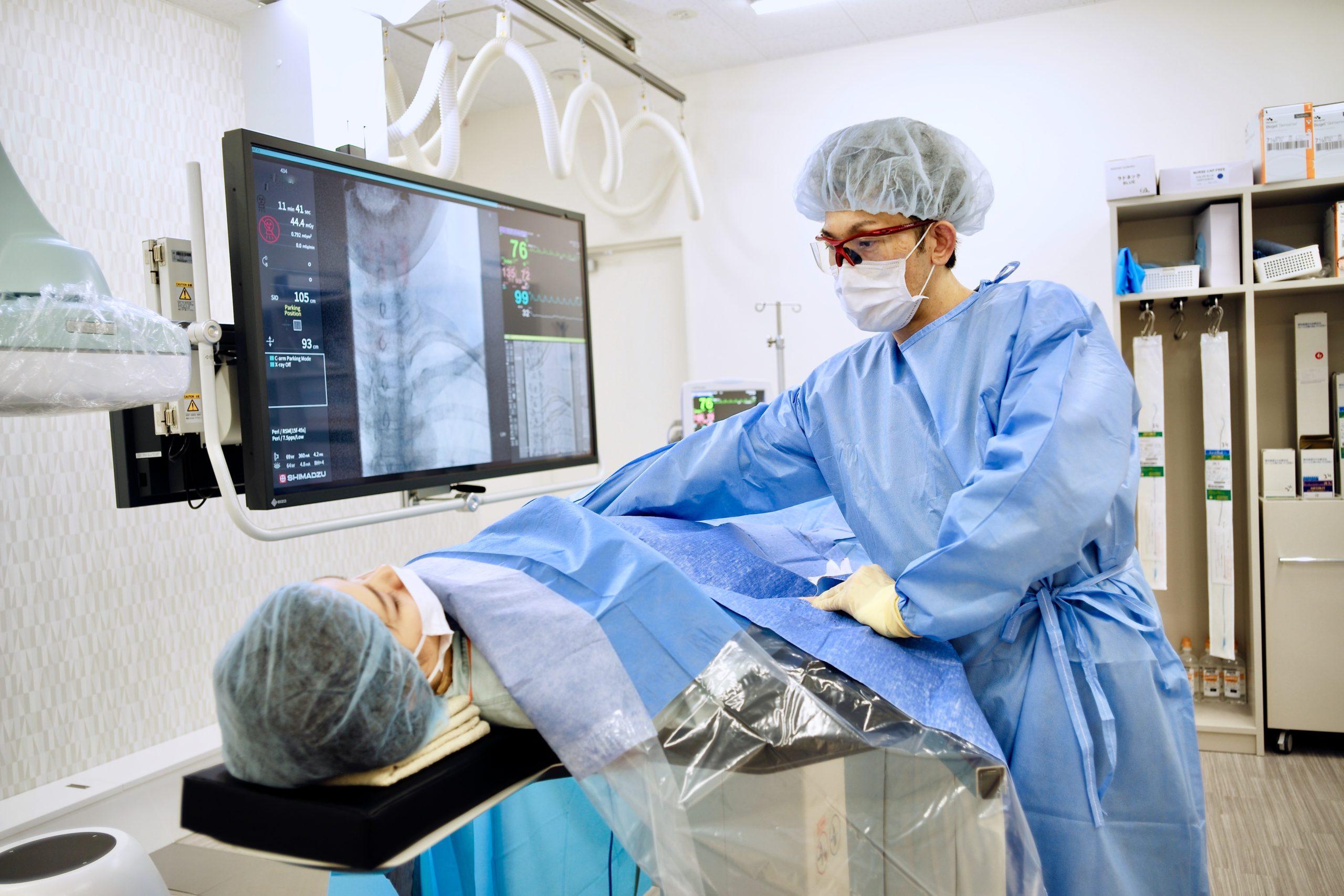 手術 ジャンパー 膝